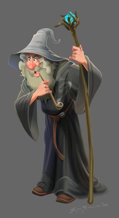 Eric Zermeno: Gandalf The Grey
