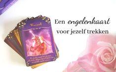 Engelenkaart trekken, een engelen dagkaart trekken voor jezelf! Meditation, Angels, Doreen Virtue, Healing, Taurus, Touch, Design, Psychology, Angel