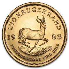 Active Penny Münze Südafrika Afrika