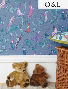 Cockatoos W6060-05 - Zagazoo wallpaper