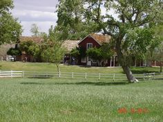 1800 ranching | Spring Mountain Ranch State Park: ranch house