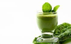 Viherpirtelön voi tehdä oman maun mukaan vain vihanneksista tai keosta hedelmiä.