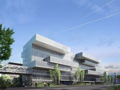 IPost Building by studiobv36 - Dezeen