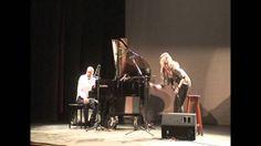 LUIS LUGO conversando en concierto en Mercedes ,Uruguay