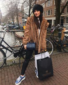 DANIELLE NAFTALI   Givenchy Winter