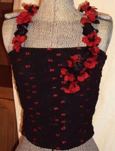 Cache Womans Vintage 1980s Gathered Ruched by outoftheattic2u ☺. ☻. ☻ ☂
