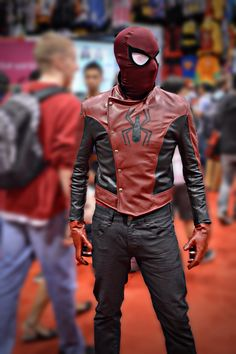 [FOUND] Last Stand Spider-Man Cosplay – This is an automated post but if you wan… - Marvel Fan Arts and Memes Spiderman Cosplay, Cosplay Marvel, Spiderman Suits, Superhero Cosplay, Epic Cosplay, Male Cosplay, Amazing Cosplay, Cosplay Outfits, Cosplay Costumes