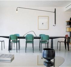urbnite:Standard Chair by Jean Prouve
