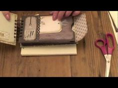 How to make an envelope pocket album