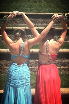 Great prom pic for me and my best friend!