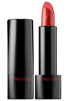 "​Shiseido Rouge Rouge Lipstick in ""Real Ruby"" - Cosmopolitan.com"