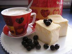 Ruská zmrzlina (fotorecept) Slovak Recipes, Czech Recipes, Russian Recipes, Ice Cream Candy, Cake Cookies, No Bake Cake, Baked Goods, Nom Nom, Pudding