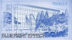 How to create a blueprint effect in photoshop cs6 design photoshop cs6 blueprint effect youtube malvernweather Gallery