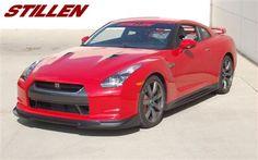 STILLEN Nissan GT-R R35 Body Components Released : STILLEN