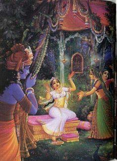 Devotion Rada Krishna imágenes - Frases y Pensamientos