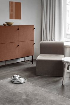 TDC: Tone Cabinets by Norm Architects for Zilenzio
