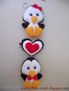 Móbile Pinguim