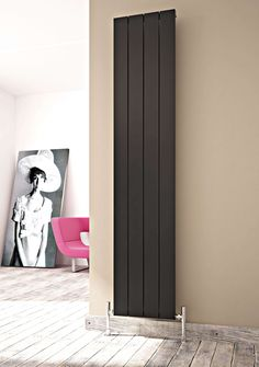 Designer Radiators Online UK, modern vertical radiators, heated towels and contemporay horizontal radiators at The Designer Radiator Company. Home Room Design, Interior Design Living Room, House Design, Best Radiators, Modern Radiators, Modern Radiator Cover, Horizontal Radiators, House
