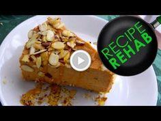 The Sweetest Vegan - Sweet Potato Cheesecake   Recipe Rehab Talent Search