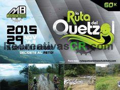 Recreativa MTB La Ruta del Quetzal 2015