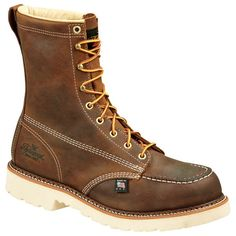 c9df3f5ca2cd Thorogood American Heritage Classics Men s Mid-Calf Safety-Toe Work Boots