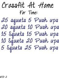 crossfit workouts at home - Google Search