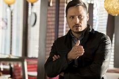 Nick Wechsler as Brandon Cole - Shades of Blue Season 3