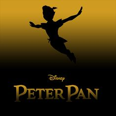 Disney Silhouette Posters: Peter Pan