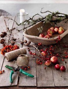 Идея для фото в инстаграм. Осенний декор #фото #осень #декор #вдохновение