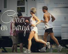 Correr en pareja #Correr #Atletas #AtletasPorSiempre #CorrerPareja #Runners #Ejercicio #Deporte Runners, Athlete, Couples, Events, Sports