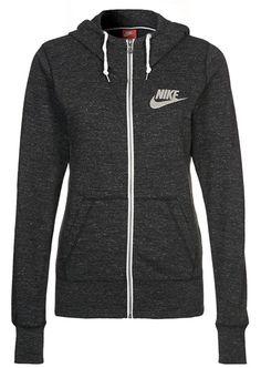 Nike Womens Gym Vintage Full Zip Hoodie