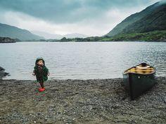En un lago de Irlanda #paisaje #fotografia #viajes #curso