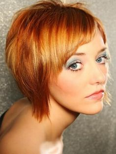 7 Latest Short hairstyles for Round Faces | Hairstyles 2014