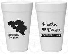 Belgium Wedding, Cheap Foam Cups, Destination Wedding, Styrofoam Cups, Brussels Wedding (161)