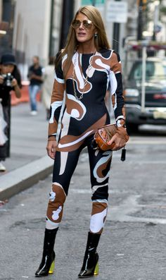 d23d129b59d29 All the New York Fashion Week Street Style You Have to See