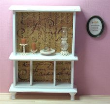 Picture - This is from MY SMALL OBSESSION. Here she has pictures of things that she and others have made for their houses. Then I guess they swap! Some of the ideas are very inspirational. Check it out.