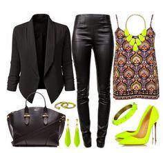 Coat, Skirt,Lather Pants, Bag, Boho Top, Necklace Pumps   Outfits