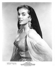 Dawn Addams - Khyber Patrol (1954)