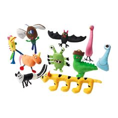 IKEA - SAGOSKATT, Soft toy, , All soft toys are good at hugging, comforting and listening and are fond of play and mischief. In addition, they are reliable and tested for safety.