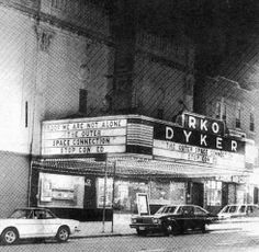 The RKO Dyker was a local theater located in the Bay Ridge section of Brooklyn.