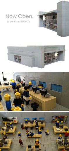 Apple Store @ Lego City