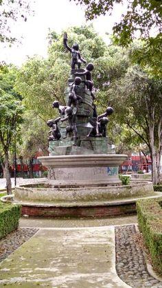 Tlatelolco. Ciudad de México.