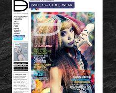 33289de4f5c2 Toni And Guy, Dark Beauty Magazine, Goth Model, Goth Makeup, Cover Model,  Model Street Style, Rainbow Hair, Fashion Line, Gothic Lolita
