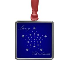 Christmas Star Ornament for you at www.zazzle.com/superdumb