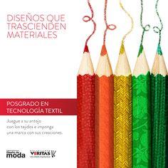 #Posgrado en #Diseño y #Tecnología #Textil