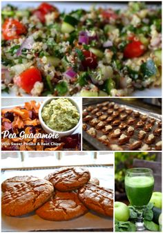 Looking for some healthy recipes for your next party, cookout, or holiday gathering? Check out www.elizabethrider.com for all your healthy recipe needs!