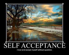 Self-Acceptance self-affirmations