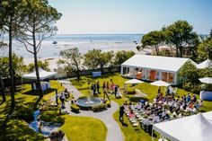 """Wedding at Villa La Tosca - From our post """"5 Top Rental Villas for Weddings & Other Special Events"""""""