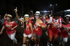 Carnaval 2014 - Bloco Manda Brasa