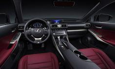 2017 Lexus IS Sports Sedan Interior Changes www.lexusofbellevue.com